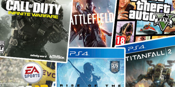 AAA Video Games Sale On PS4/Xbox One: Up To 62% Off