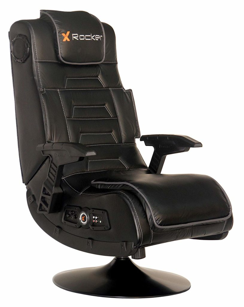 Most comfortable gaming chair Electronic Gaming If Comfort Is Your Priority Then This Is Chair That You Should Sit On Just Once To Experience How Wonderful It Is With Design That Sits On Pedestal Hddmag Top Best Gaming Chairs For Ps4 Gaming Chair For Console